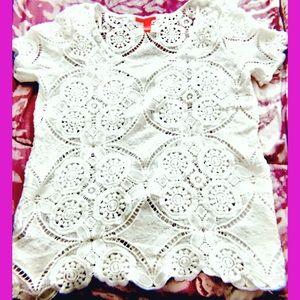 Chelsea & Violet medium white blouse